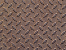 metall rostade Royaltyfri Foto