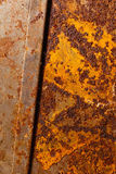 metall rostade Royaltyfri Fotografi