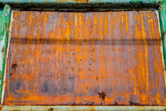 metall rostade textur Royaltyfria Foton
