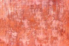 metall rostade textur Gammal stålbakgrund för Grunge Royaltyfria Bilder