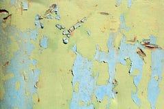 metall rostade väggen Royaltyfri Foto