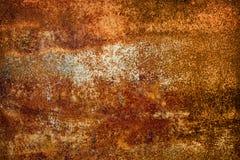 metall rostade yttersida arkivbilder