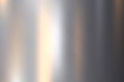 Metall rostfritt ståltexturbakgrund med reflexion stock illustrationer