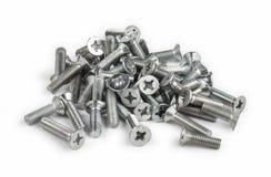 Metall Schraube Lizenzfreies Stockfoto