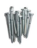 Metall screw Stock Photography