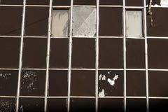 Metall täfelt Beschaffenheit lizenzfreies stockbild