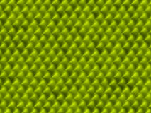 Metall verde Fotografia Stock