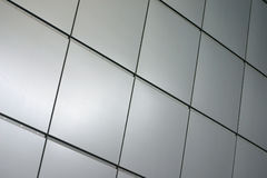 Metall Wall Royalty Free Stock Image