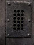 Metallabdeckung Stockbilder
