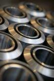 Metallabstraktion Lizenzfreie Stockbilder