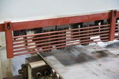 Metallarbeitsmaschine stockbilder