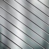 Metallbakgrund Royaltyfri Fotografi