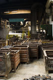 Metallbehälter Lizenzfreie Stockbilder