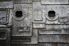 Metallbeschaffenheit Stockfotografie