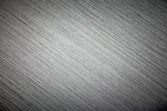 Metallbeschaffenheit mit Linien lizenzfreies stockbild