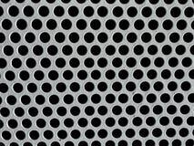 Metallbeschaffenheit oder -hintergrund Stockbild