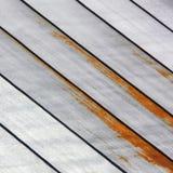 Metallblatt-Dach Stockfotografie