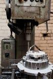 Metallbohrgerät Lizenzfreie Stockbilder