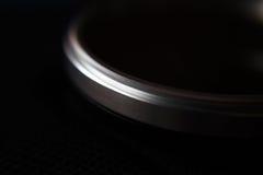 metallcirkel Arkivbilder