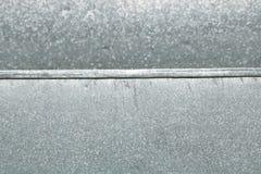 Metalldörrtextur arkivbild