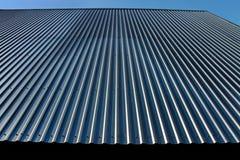 Metalldach. Stockbilder