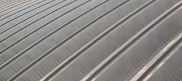 Metalldach Lizenzfreie Stockfotografie