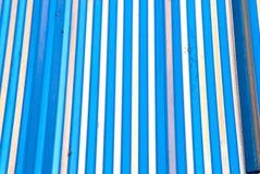 Metalldach-Hintergrund Lizenzfreies Stockbild