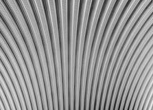 Metalldach-Musterhintergrund Lizenzfreie Stockfotos