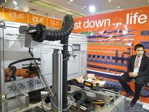Metallex 2014年在曼谷,泰国 免版税库存照片