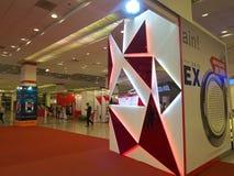Metallex asia 2014 in bangkok Royalty Free Stock Photography