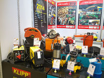 Metallex 2014 asia in bangkok Stock Images