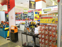 Metallex 2014 in Bangkok, Thailand Royalty-vrije Stock Foto's