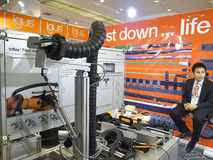 Metallex 2014 in Bangkok,Thailand Royalty Free Stock Photo