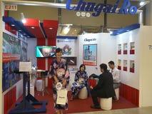 Metallex 2014 em Banguecoque, Tailândia Imagens de Stock Royalty Free