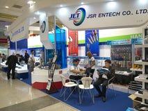 Metallex 2014 em Banguecoque, Tailândia Fotografia de Stock Royalty Free
