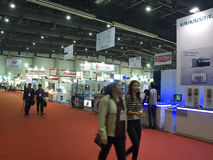 Metallex 2014 i Bangkok, Thailand Fotografering för Bildbyråer