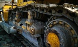 Metallfabrik Stockfoto