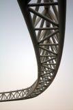 Metallfeld-Struktur Stockbilder