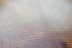 Metallfilterfilter Arkivfoton