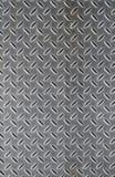 Metallfußbodenabdeckung. Lizenzfreie Stockbilder