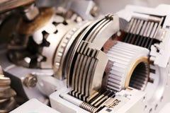 Metallgang Stockfoto