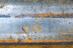 Metallglänzender Hintergrund Lizenzfreies Stockbild