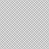 Metallgriffbeschaffenheit erzeugt Nahtloses Muster Rostfreie Plattenbeschaffenheit Weißer und grauer Hintergrund Schablone für Dr lizenzfreie abbildung