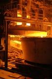 Metallgußteil Lizenzfreies Stockbild