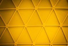Metallhaube im modernen Gebäude lizenzfreies stockfoto
