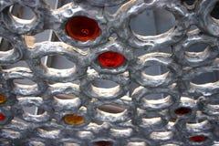 Metallhintergrund Lizenzfreies Stockfoto