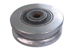 Metallhjul Arkivfoto