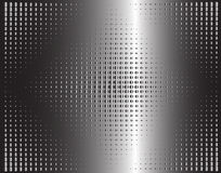 Metallic. Abstract background design of textured metal Stock Photography