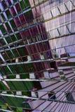 Metallic abstract Stock Photo
