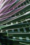 Metallic abstract Stock Image